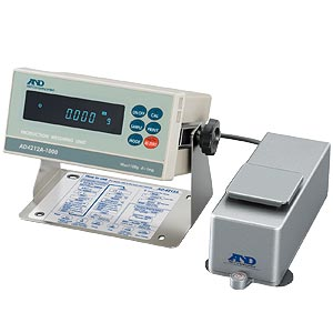 A&D AD-4212A-1000 Prod Weighing System 1100G